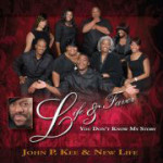 John P. Kee Released New Project 'Life and Favor' on August 28, 2012