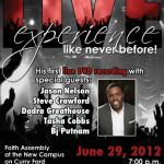 William McDowell Live Recording (June 29, 2012)