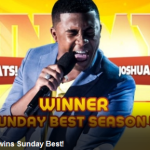 FINAL: Joshua Rogers wins BET Sunday Best Season 5!!!