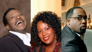 BMI Trailblazers Gospel Artists (Edwin Hawkins, Tramaine Hawkins, Kurt Carr)