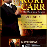 New Music From Kurt Carr - Bless This House - In Stores Now