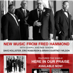 FRED HAMMOND  UNITED TENORS: Hammond, Hollister, Roberson, Wilson