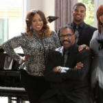 The Sheards premieres on BET Sunday, April 7 at 10P/9C