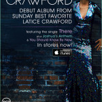 Self Titled Debut Album By Sunday Best Favorite @LaticeCrawford In Stores 01.28.14