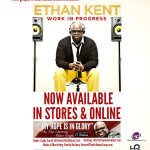 The Brand New Album By Ethan Kent - WORK IN PROGRESS - In Stores Now