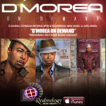 D'MOREA JOHNSON Sets New Trend With 3 Digital Singles