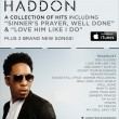 The Best Of DEITRICK HADDON...A Collection Of Hits Plus 2 New Songs...Available On iTunes!!!