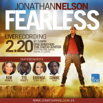 Jonathan Nelson - Live Recording - Fearless - 2015