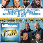 Tamela Ma​nn, Kirk Franklin, Hezekiah Walker & More Featured On Billboard #1s - Available Now!