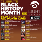 Celebrate Black History Month With Light Records
