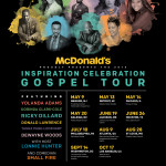 McDonalds Inspiration Celebration Gospel Tour