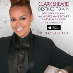 KAREN CLARK SHEARD To Release New Live Album, DESTINED TO WIN, July 17th