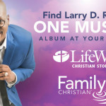 #OneMusick by Larry D. Reid available everywhere online and at retail stores!
