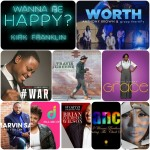 "Billboard Hot Gospel Songs Chart for Week of September 19, 2015. ""Wanna Be Happy"" by Kirk Franklin at #1"