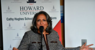 Howard University Honors Radio One, Inc. Founder And Chairperson Cathy Hughes