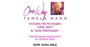 "NEW From TAMELA MANN – ""ONE WAY"" – Now Available !! 