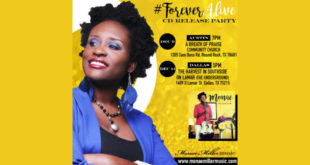 New Music By Singer, Songwriter, Guitarist MONAE MILLER #foreveralive | @monaemiller