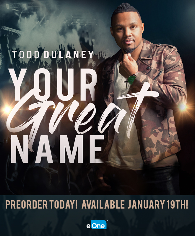 Lyric after this lyrics jj hairston : New Music Available Now !! Worship Artist - TODD DULANEY ...